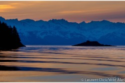 Favorite Channel Sunset - (c) Laurent Dick - Wild Alaska Travel