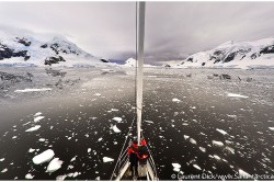 Experience Antarctica in a private way! Once in a lifetime expedition on board a sailing yacht! Photo (c) Laurent Dick - www.sailantarctica.com