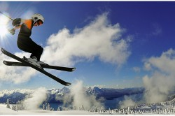 Florian Skiing Eaglecrest - Photo (c) Laurent Dick