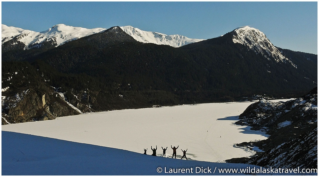 Mendenhall Glacier and Lake - Photo (c) Laurent Dick - Wild Alaska Travel