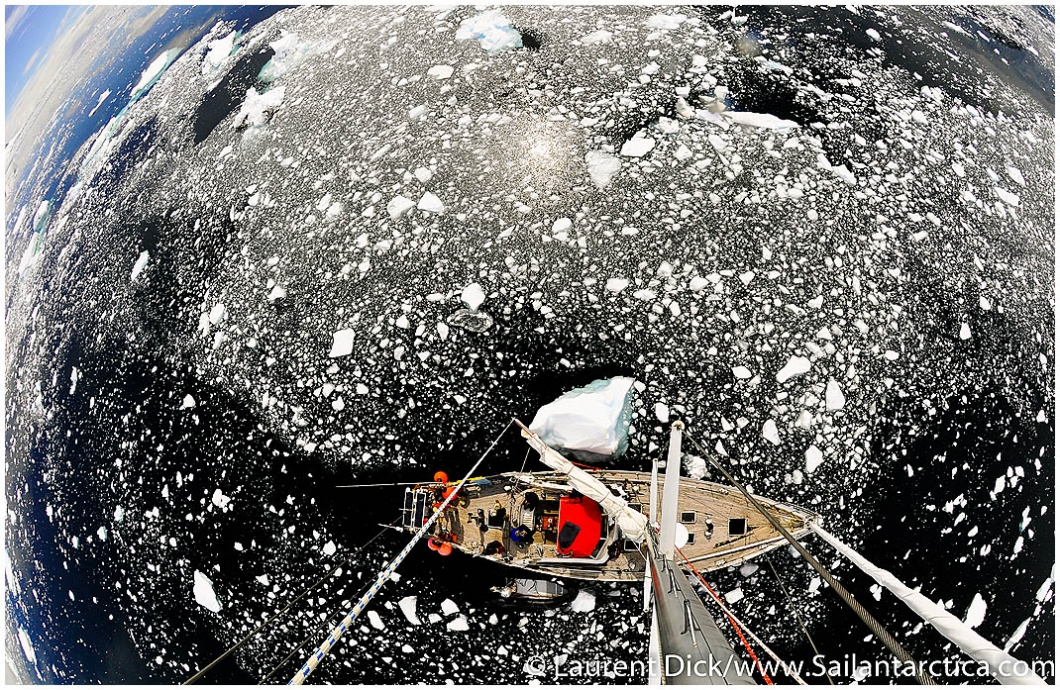 Antarctica Sailing Yacht Expedition - Photo (c) Laurent Dick