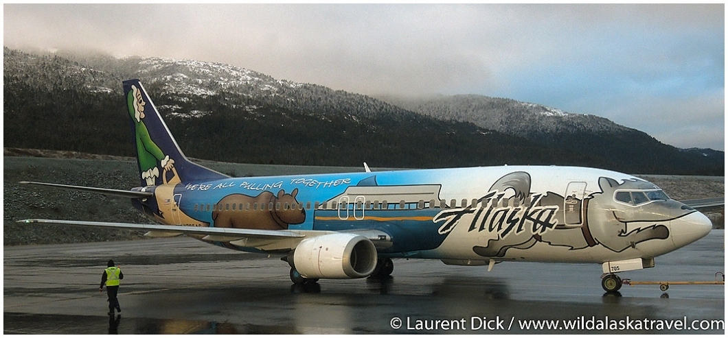 Alaska Airlines Spirit of Alaska Statehood - Photo (c) Laurent Dick