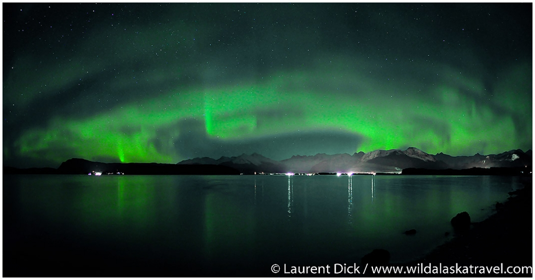 Northern Lights Juneau ---- Photo (c) Laurent Dick