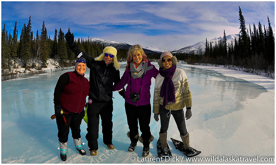 Alaska Northern Lights Spring Tour with Wild Alaska Travel - Photo (c) Laurent Dick - Wild Alaska Travel